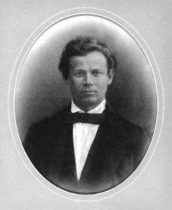 Portrait Heinrich Joseph Hubert Limbach
